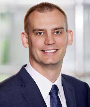Kris Wiebeck, CFO headshot
