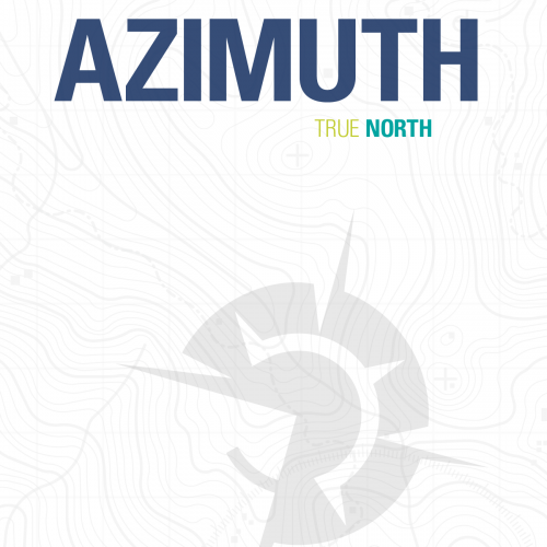 Azimuth: True North