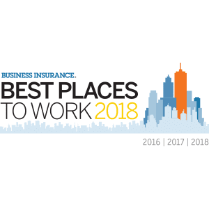 Business Insurance, Best Places to Work 2018