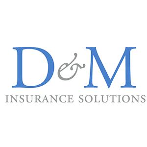 D&M Insurance Logo