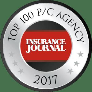 Top 100 P/C Agency 2017