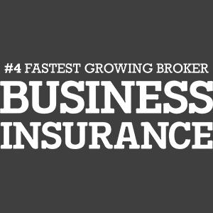 Business Insurance Award, #4 Fastest Growing Broker