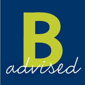 B Advised Logo